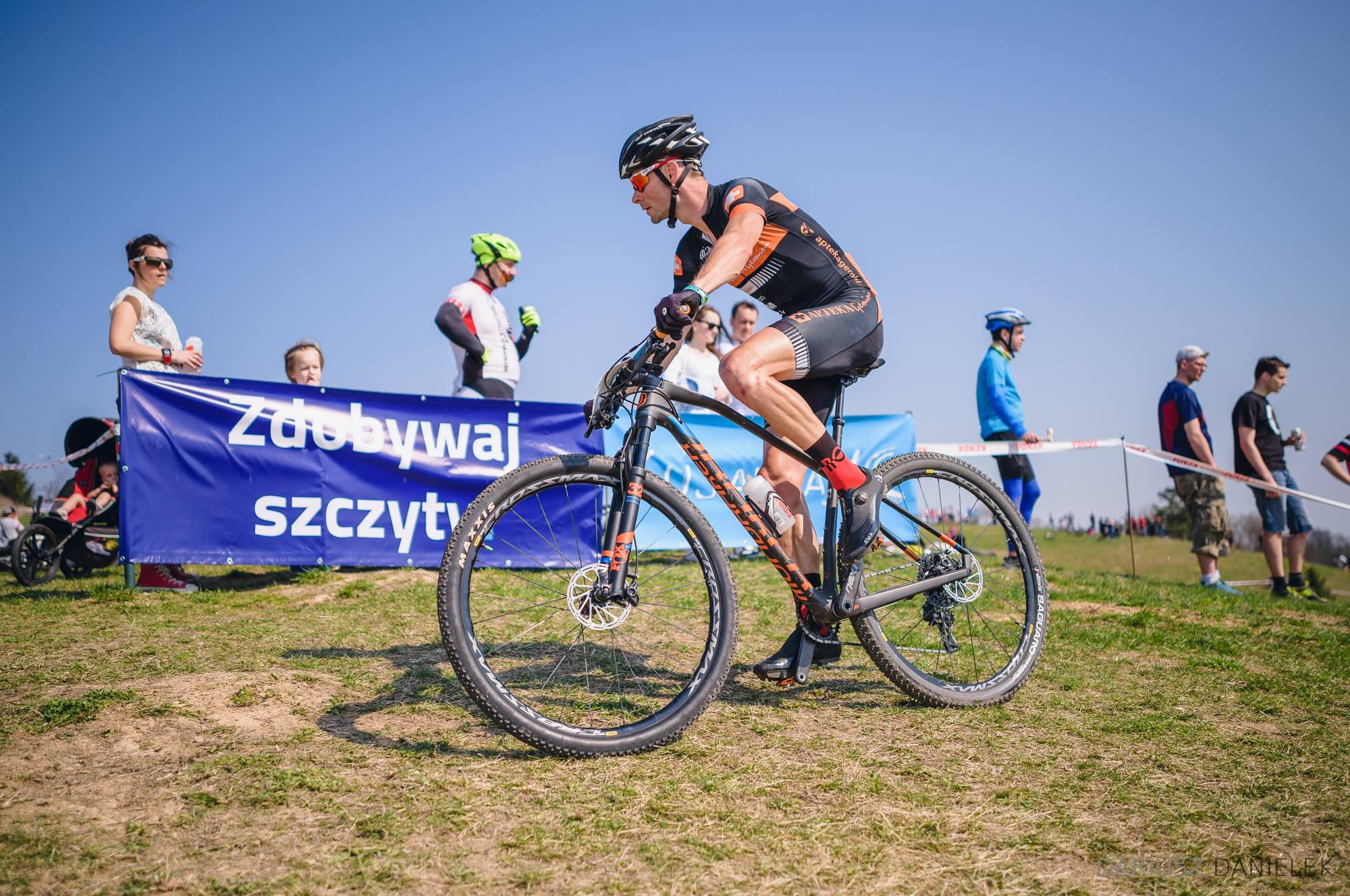 Michał Bogdziewicz (Apteka Gemini Team) – Kujawia XC, Bydgoszcz