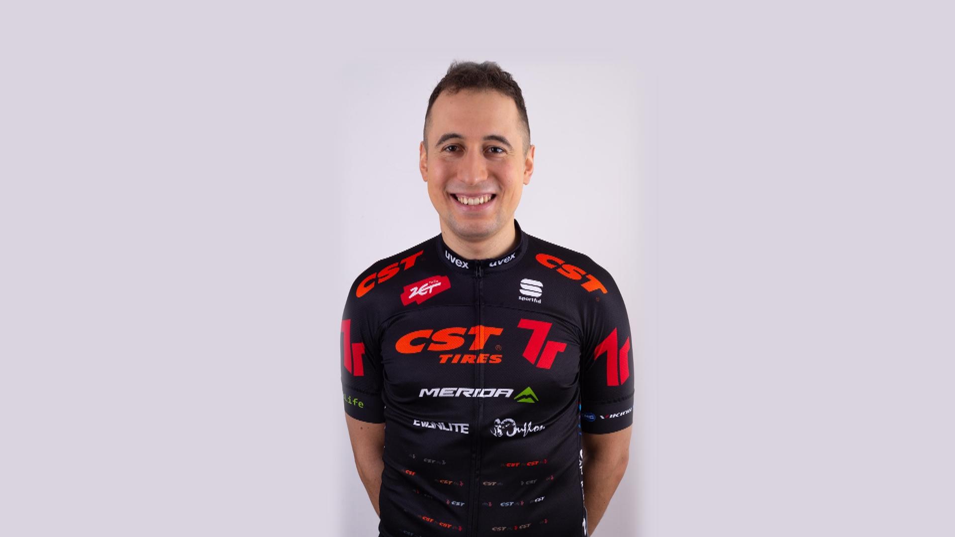 Michał Ficek w drużynie CST 7R MTB Team