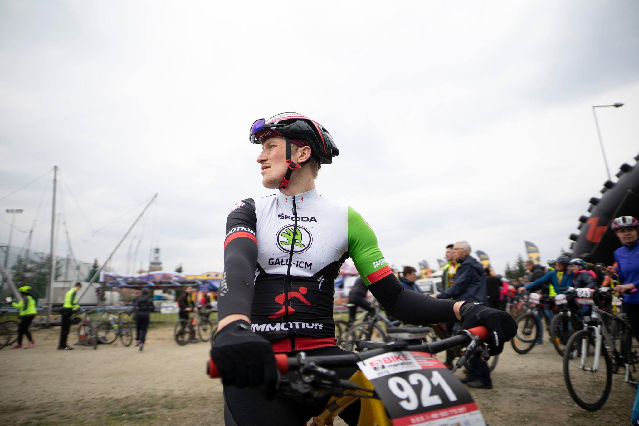Mikołaj Jurkowlaniec (IM Motion Specialized Skoda Gall ICM Team) – Bike Maraton, Miękinia