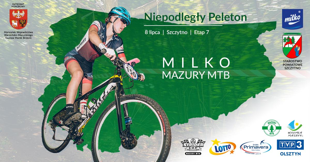 Milko Mazury MTB zadebiutuje w Szczytnie