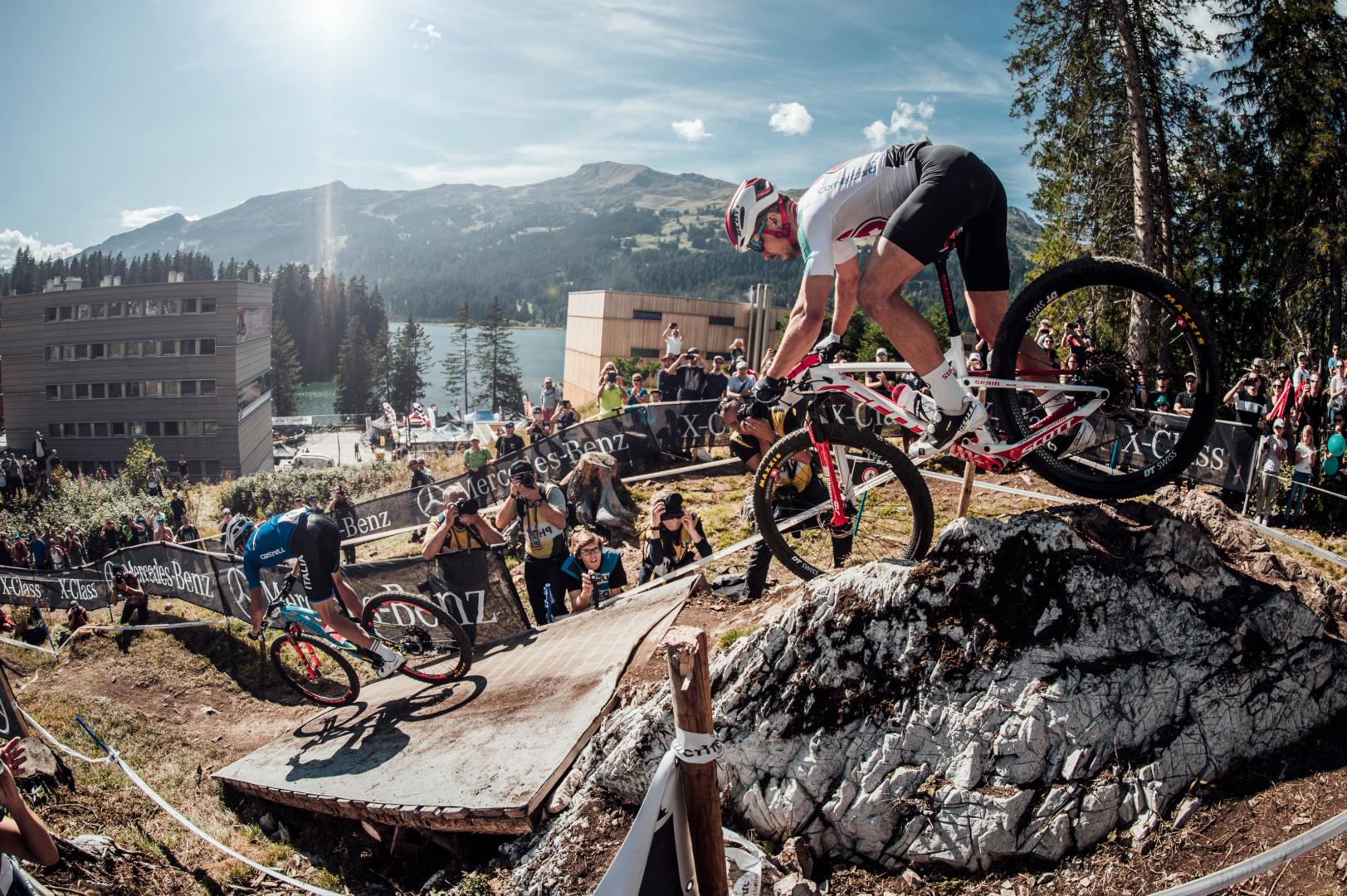 Finał Pucharu Świata w kolarstwie górskim  – Snowshoe, USA
