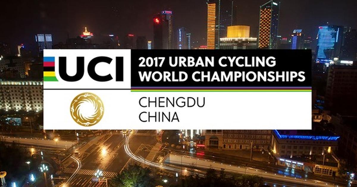 Mistrzostwa Świata w kolarstwie miejskim (Urban) – Chengdu, Chiny