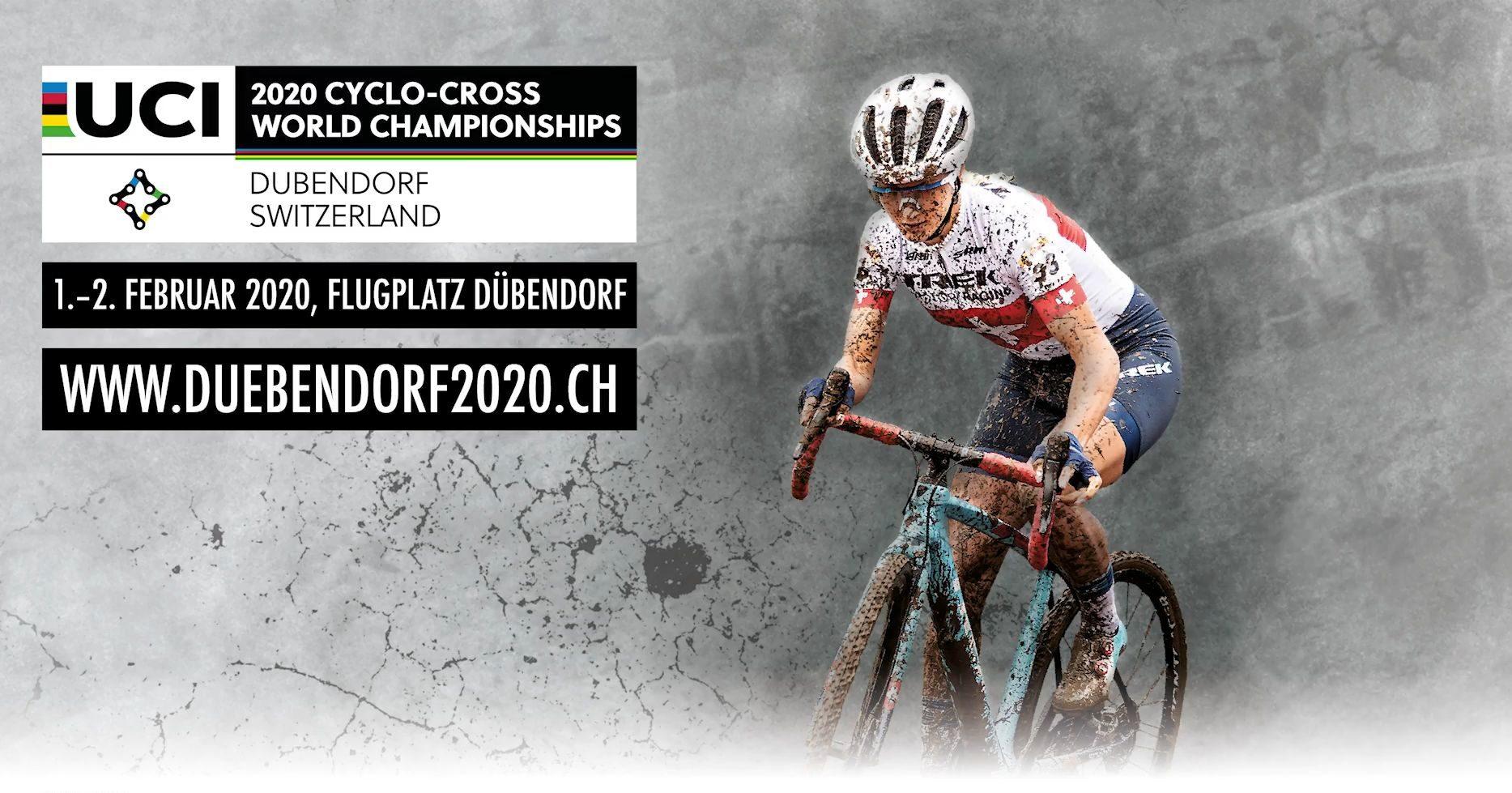 Zapowiedź Mistrzostw Świata w kolarstwie przełajowym 2020 – Dubendorf, Szwajcaria
