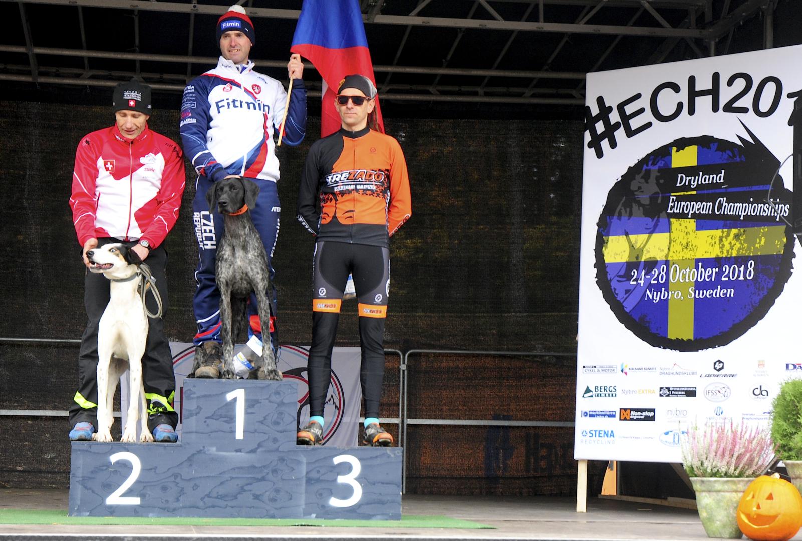 Cztery medale polskich ekip na Mistrzostwach Europy w bikejoringu