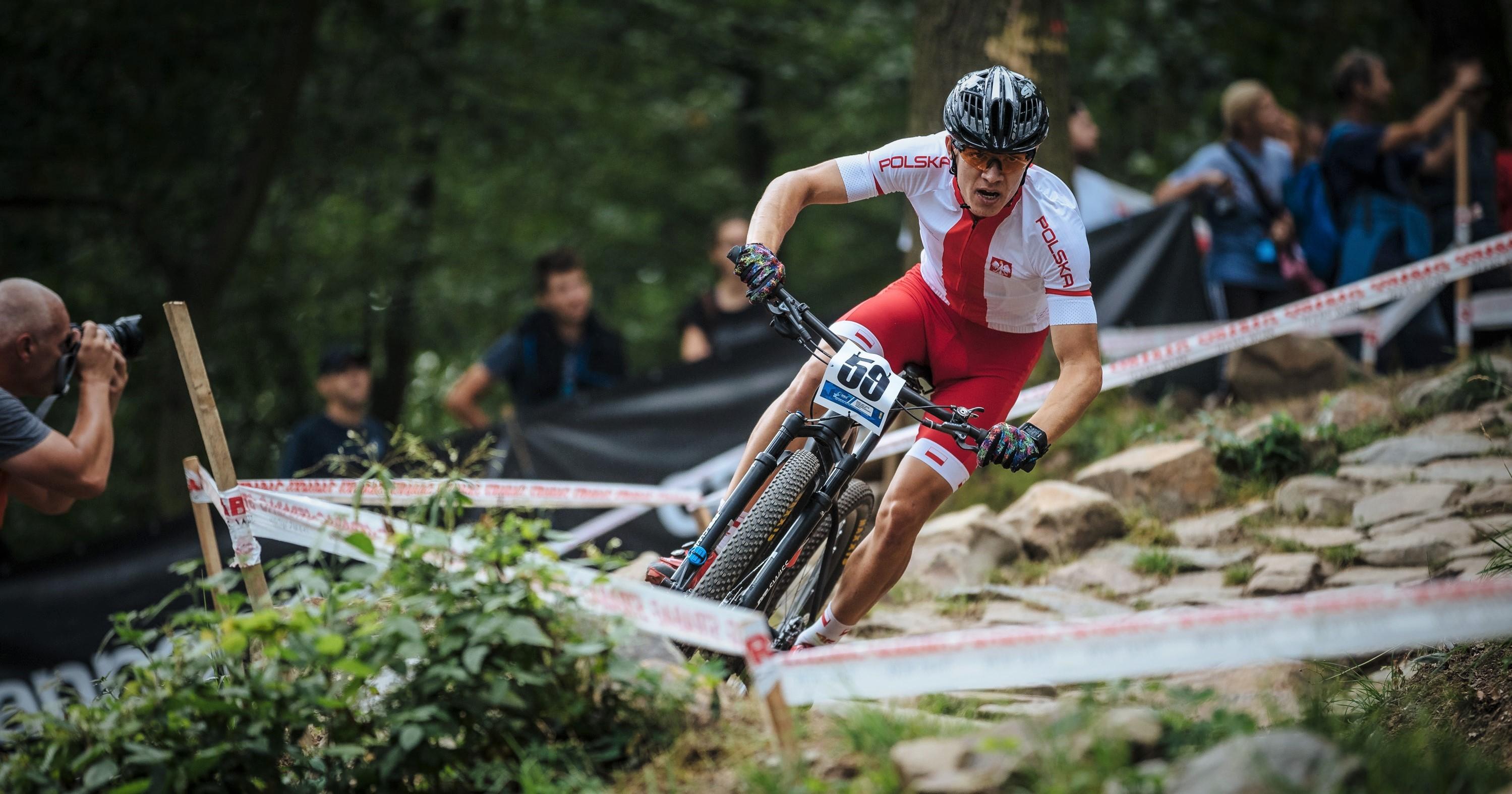 Michał Topór – Mistrzostwa Europy XCO, Brno