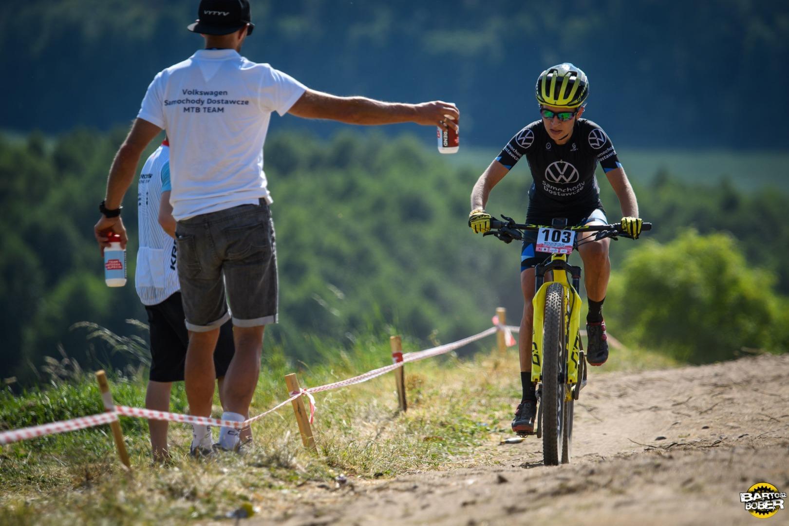 """Zawodnicy """"Volkswagena"""" komentują bardzo udane starty w Mistrzostwach Polski w kolarstwie górskim"""