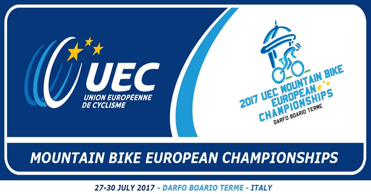Skład Reprezentacji Polski na Mistrzostwa Europy w kolarstwie górskim 2017 – Darfo Boario Terme, Włochy