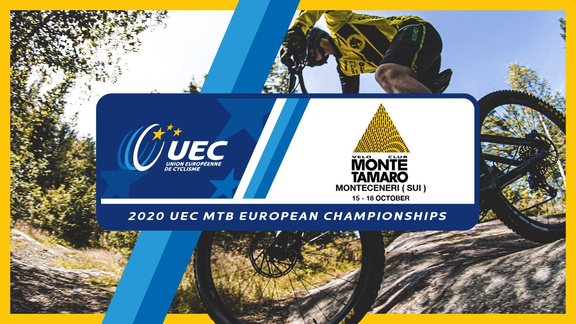 W Szwajcarii startują Mistrzostwa Europy w kolarstwie górskim 2020