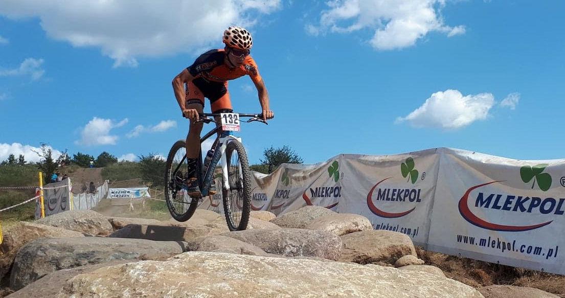 Antoni Świderski (Trezado Bike on Wax) – Mistrzostwa Polski XCO, Mrągowo