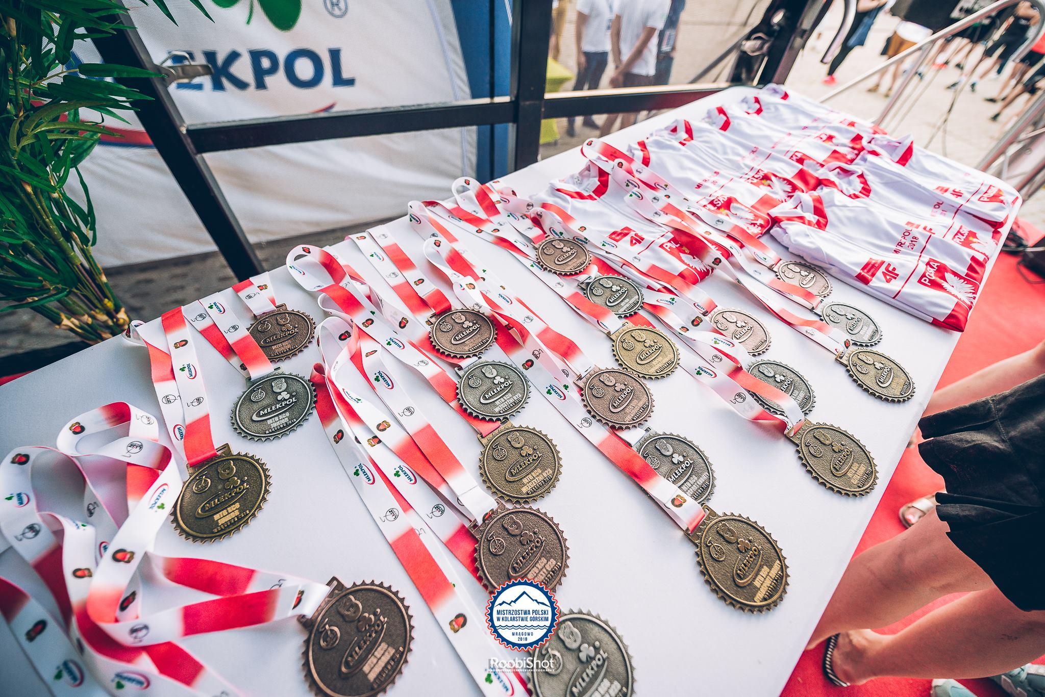 Mistrzostwa Polski w kolarstwie górskim 2018 [wyniki]