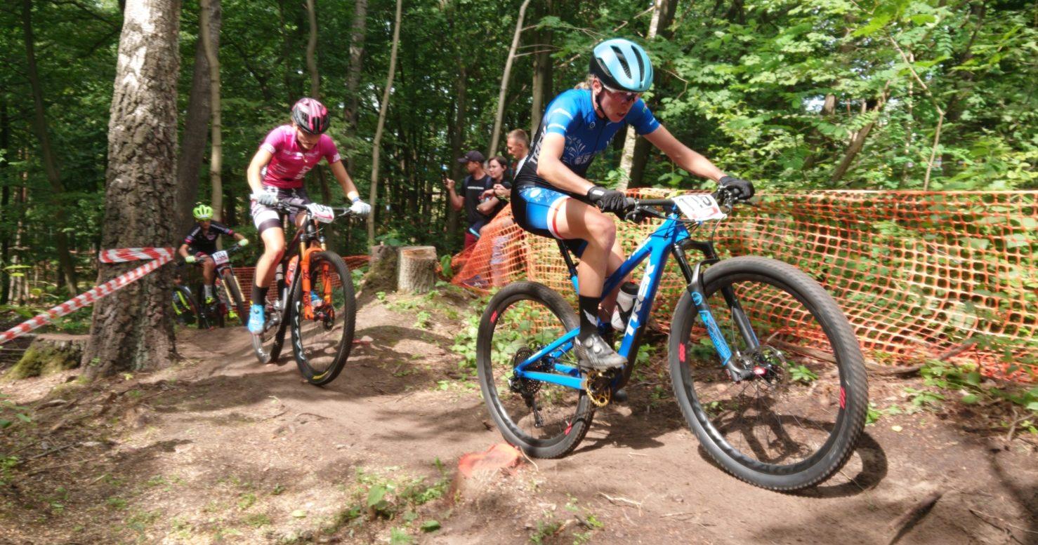 Katarzyna Solus Miśkowicz (KSM Trek Racing) – Mistrzostwa Polski MTB XCO, Mrągowo