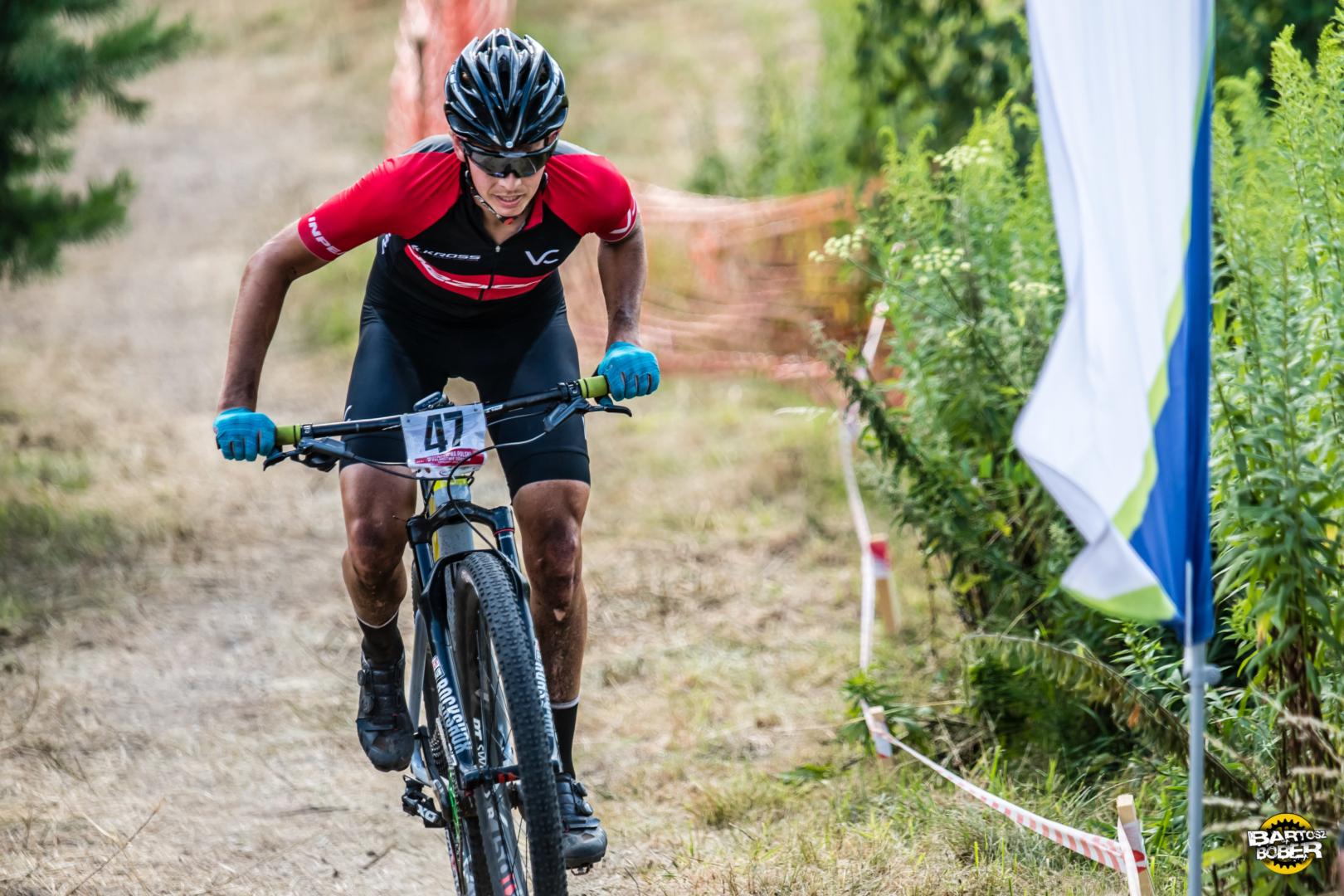 Maciej Jeziorski (jezior.bike) – Mistrzostwa Polski w kolarstwie górskim, Mrągowo