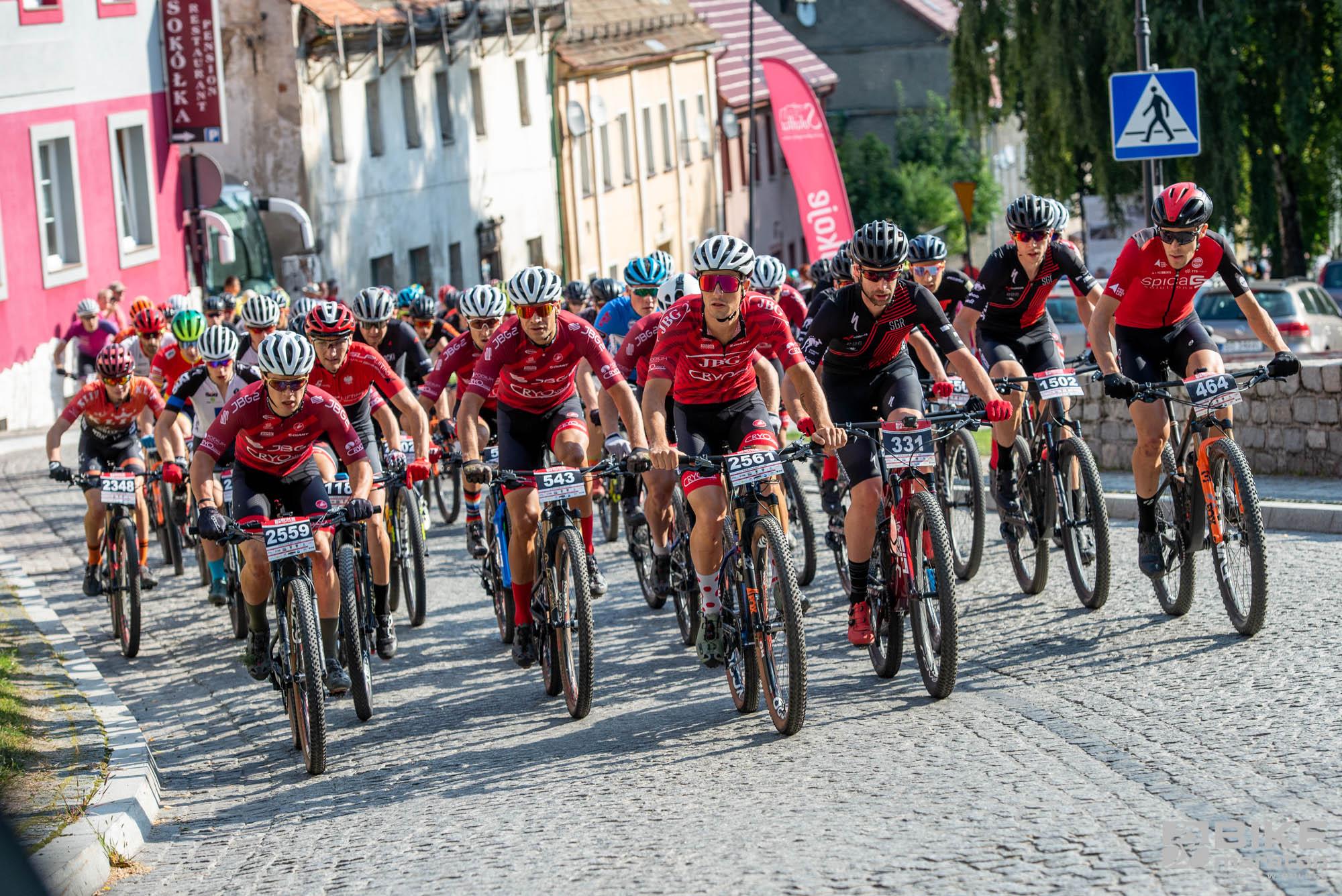 Mistrzostwa Polski w maratonie MTB – Srebrna Góra [WYNIKI]