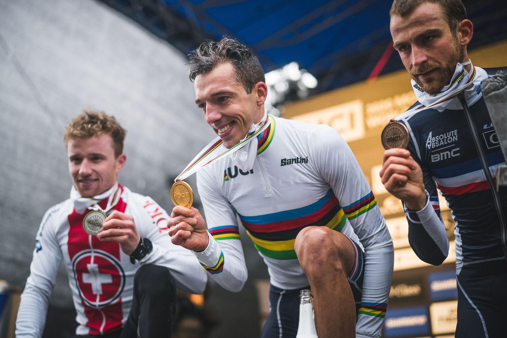 Mistrzowie Świata w kolarstwie górskim 2020