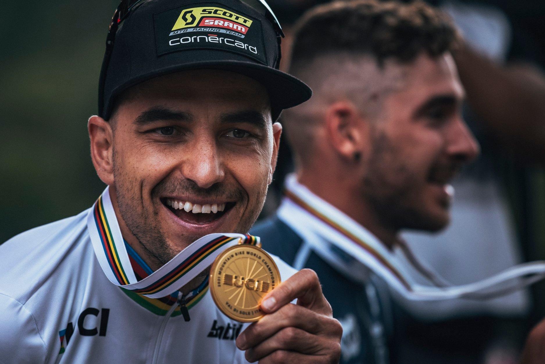Nino Schurter Mistrzem Świata. Po raz DZIEWIĄTY! | MŚ MTB 2021, Val di Sole