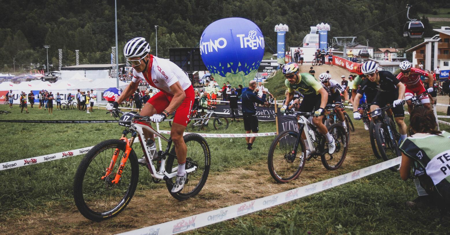 Blevins i Frei Mistrzami Świata w short tracku. Wawak na 31. miejscu | MŚ MTB 2021, Val di Sole