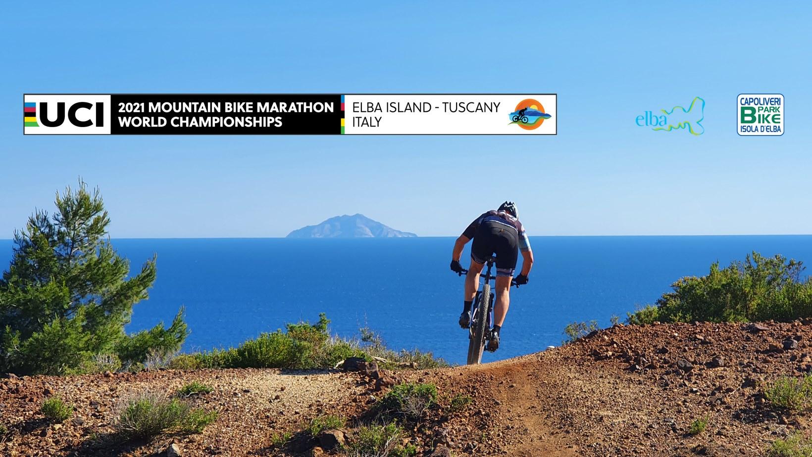 Mistrzostwa Świata w maratonie MTB 2021   Capoliveri, Elba, Włochy