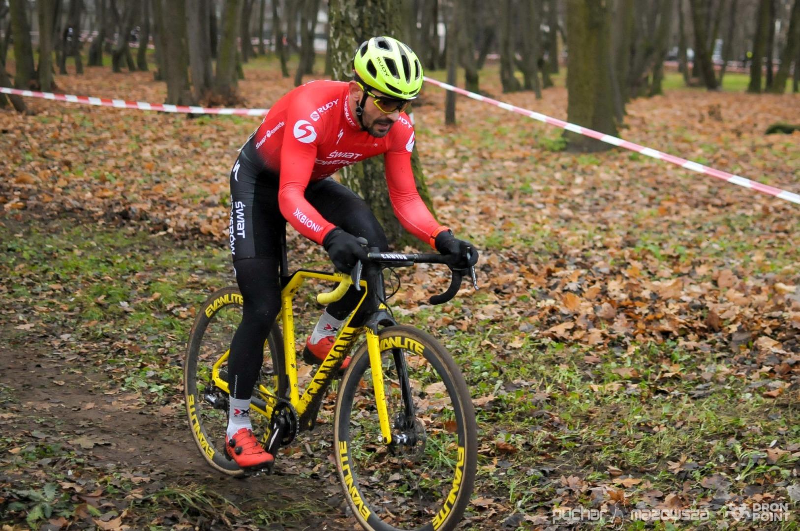 Arkadiusz Jusiński (Świat Rowerów Team) – Puchar Polski CX, Toruń / Mistrzostwa Warszawy CX