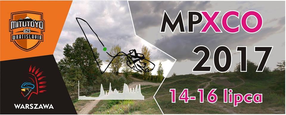 Mitutoyo AZS Wratislavia przed MP XCO 2017