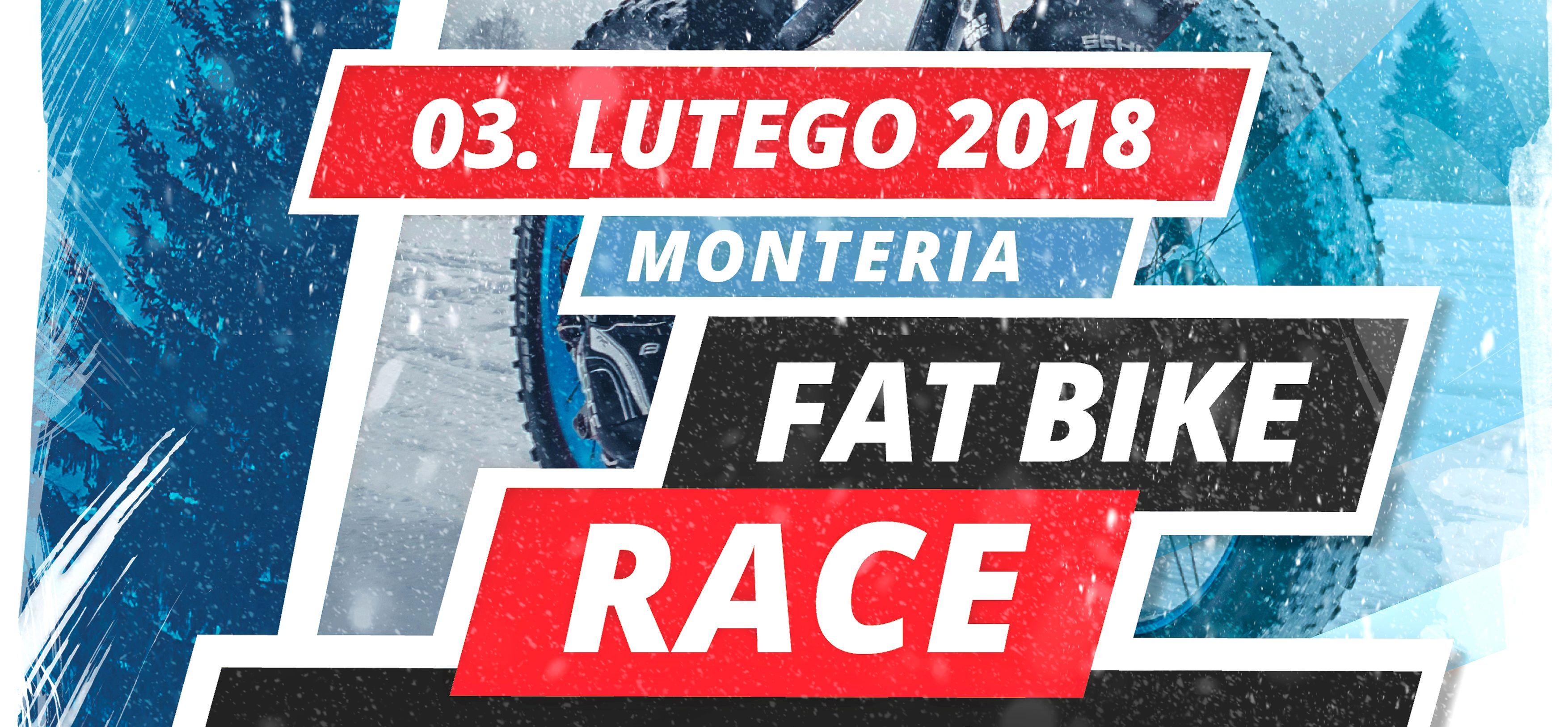 Monteria Fat Bike Race Góry Stołowe już 3 lutego