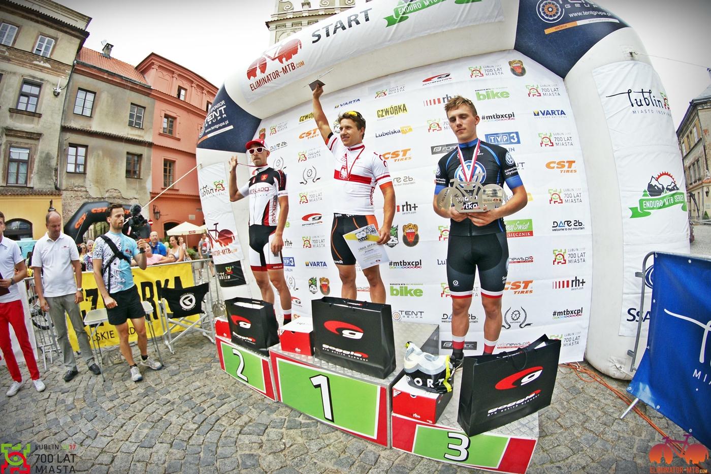 Wszyscy Mistrzowie Polski w kolarstwie [2017]