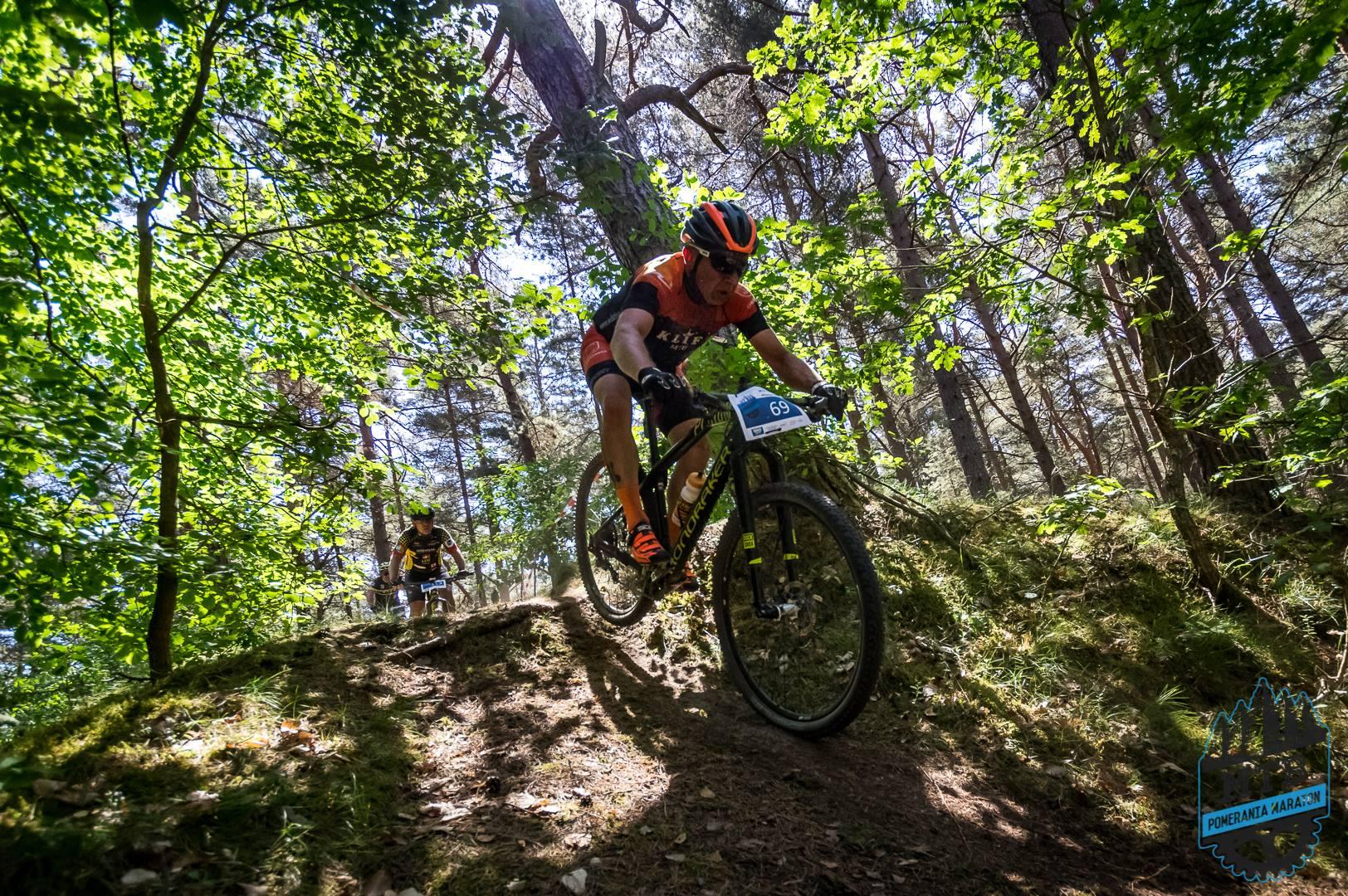 Finał cyklu MTB Pomerania Maraton 2018