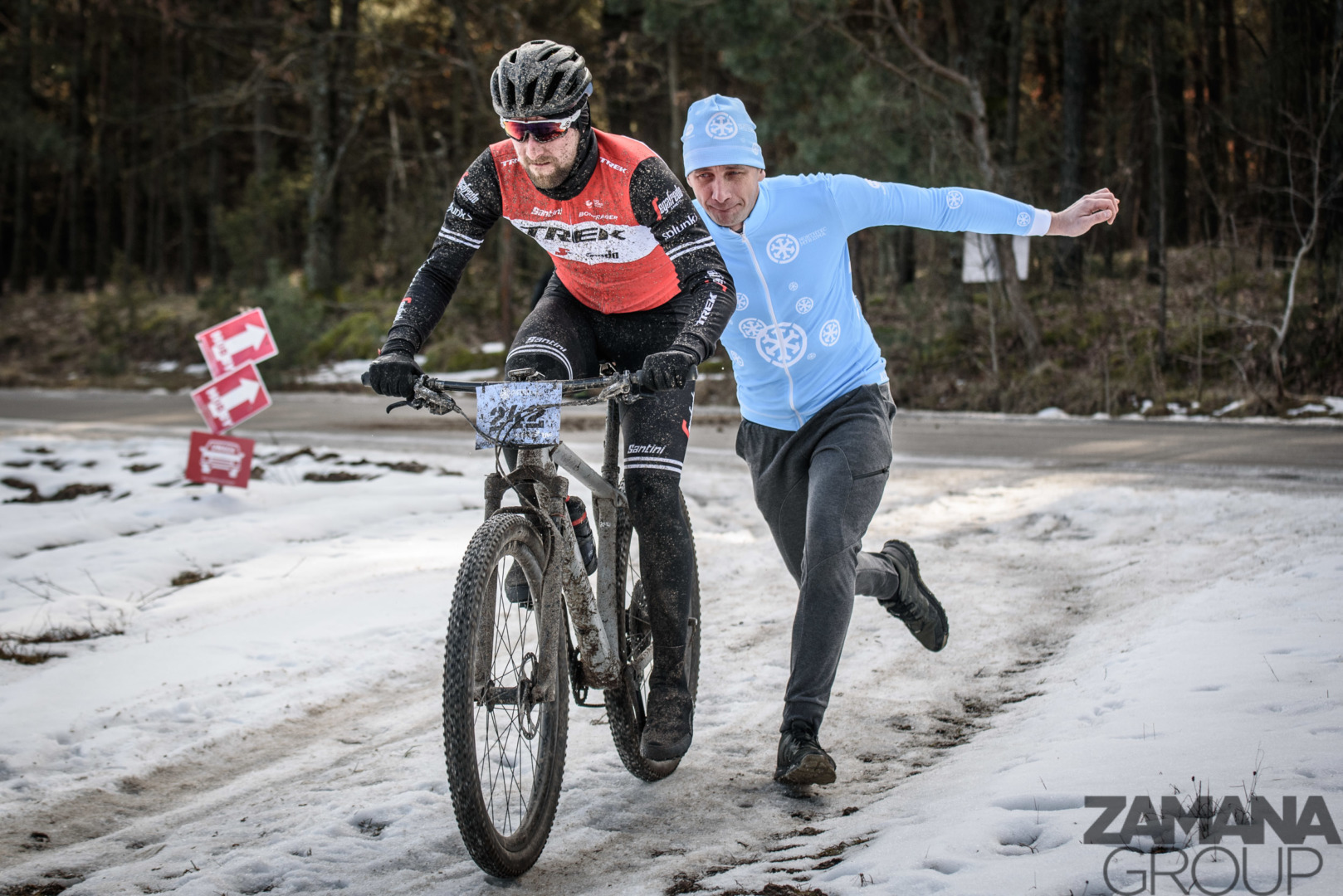 23 lutego druga edycja Northtec MTB Zimą w Mrozach