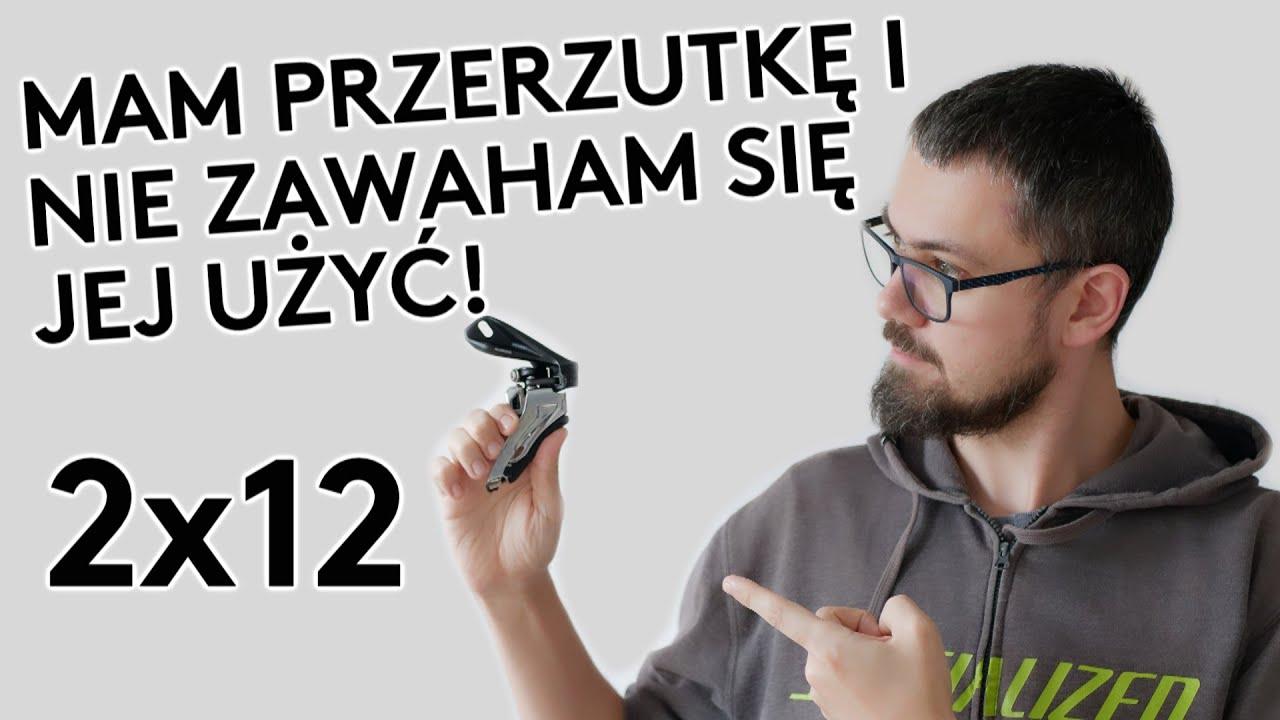 Shimano Deore XT 2×12 – pogłoski o śmierci przednich przerzutek są przedwczesne