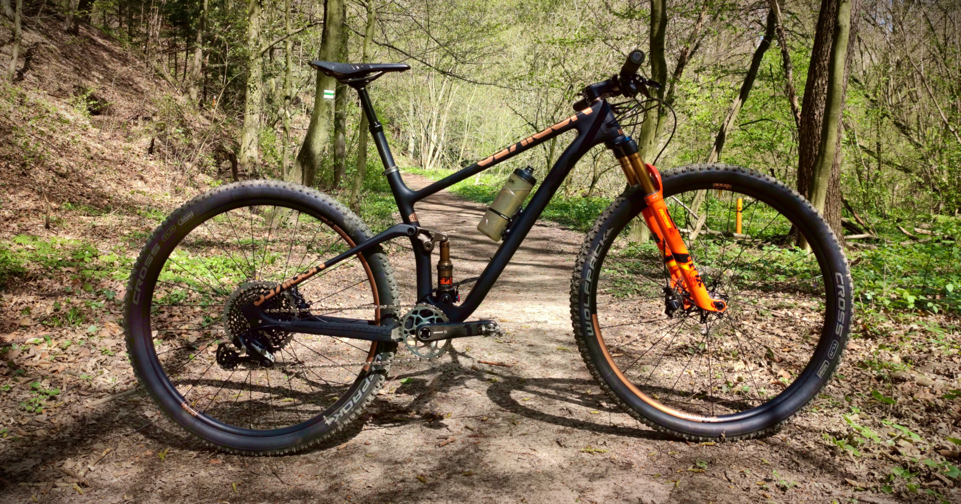 NS Bikes Synonym RC 1 – The game changer