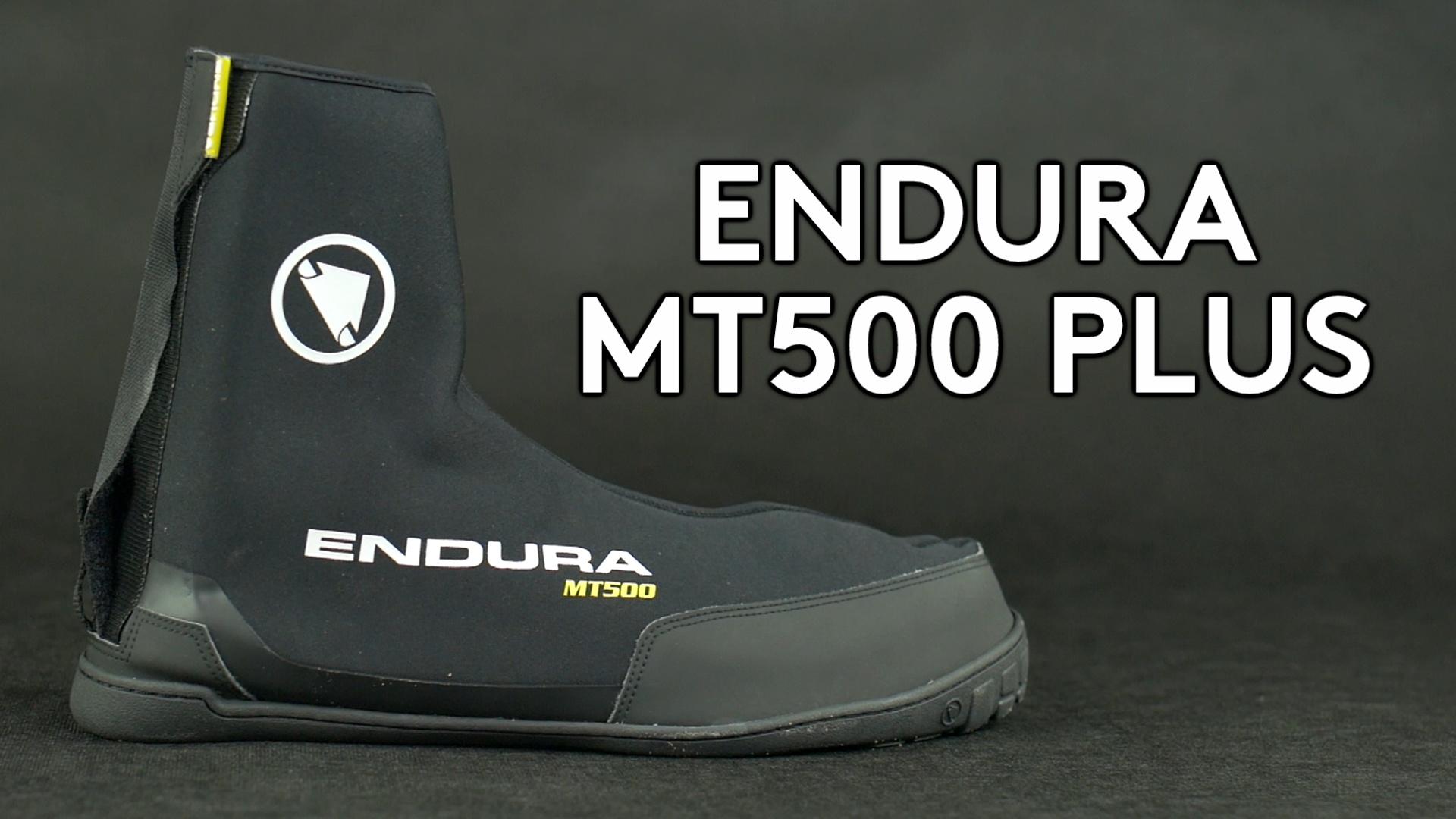 Ochraniacze na buty Endura MT500 Plus