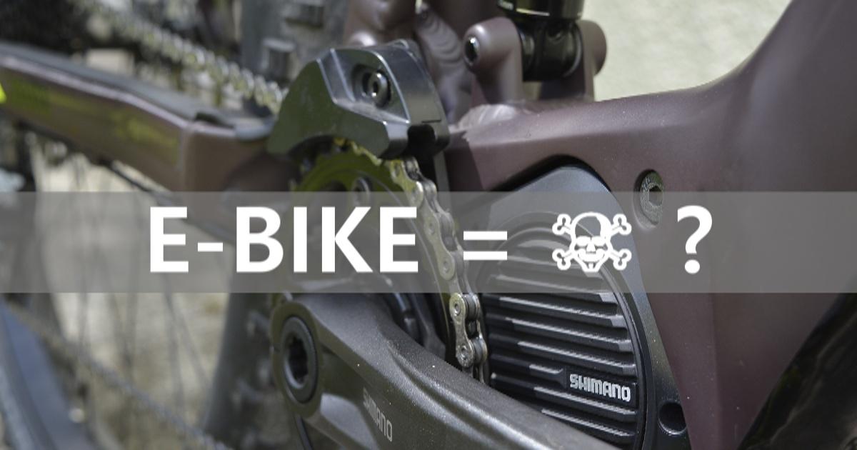 Czy e-bike zabije branżę rowerową?