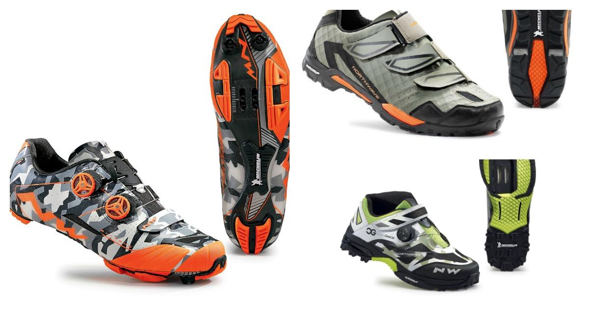 Michelin zaprojektował podeszwy do butów Northwave