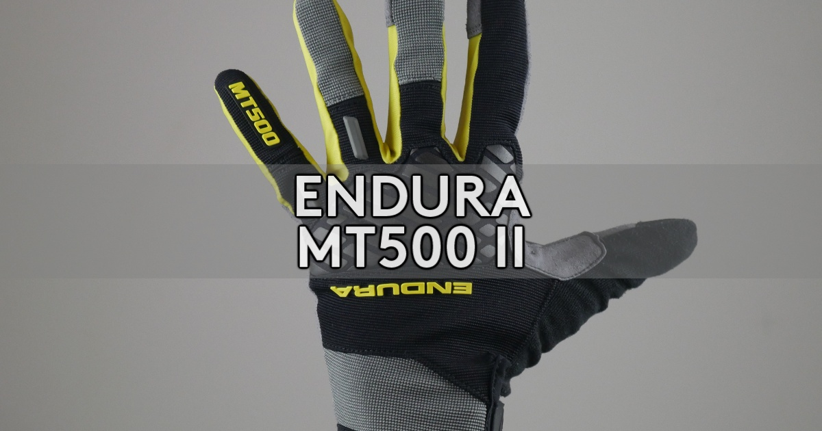 Rękawiczki Endura MT500 II