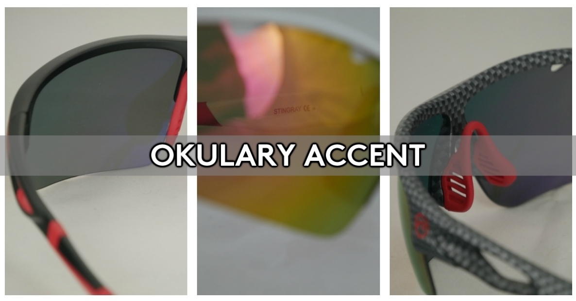 Stingray, Leopard, Storm – okulary Accent