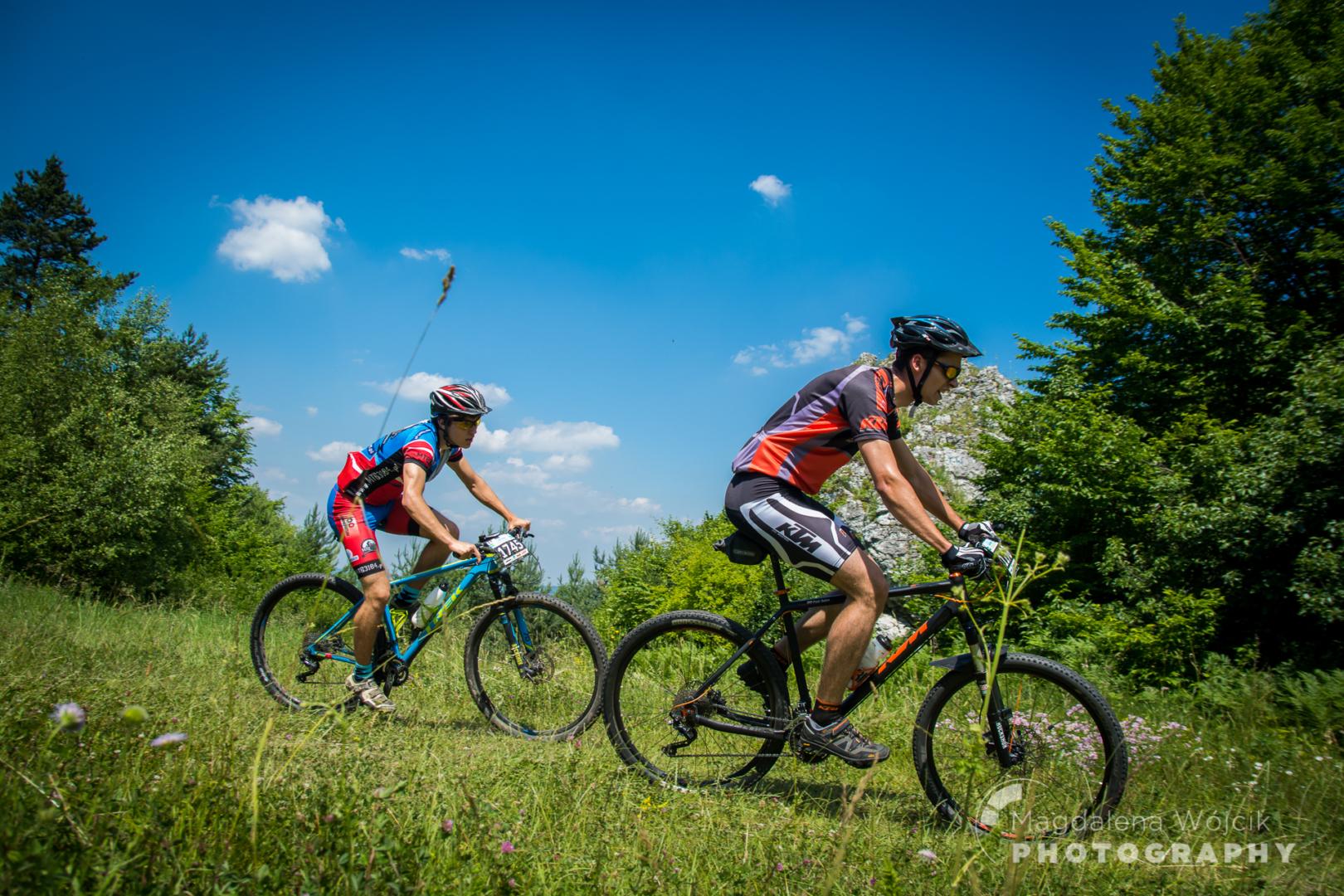 Blisko 800 uczestników Bike Atelier MTB Maratonu w Olkuszu
