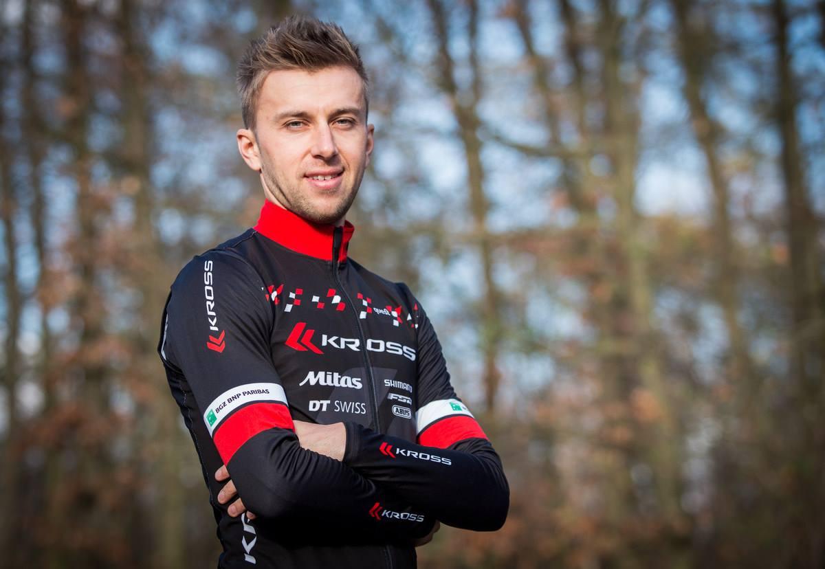 Ondrej Cink nowym zawodnikiem Kross Racing Team