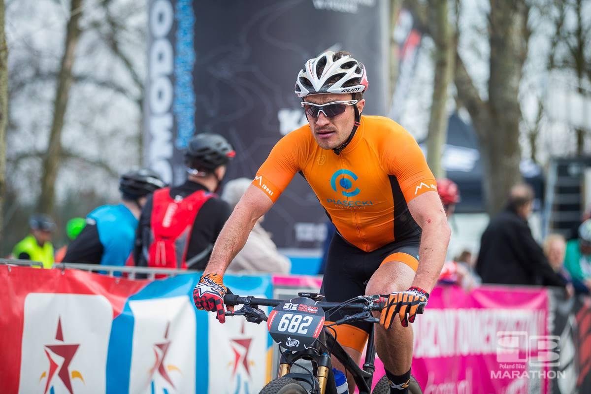 Patryk Piasecki (Piasecki Concept) – LOTTO Poland Bike Marathon, Legionowo