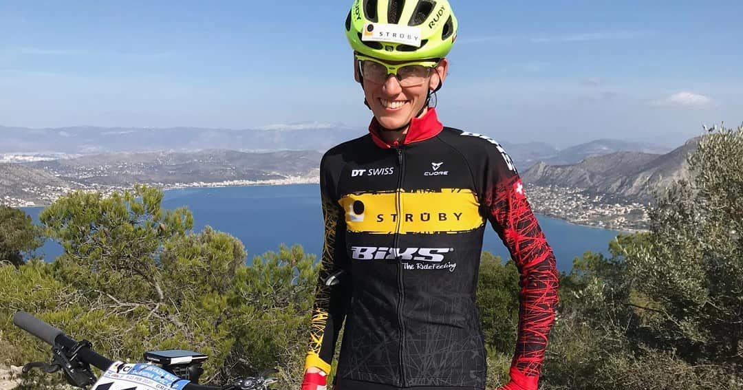 Paula Gorycka wygrywa drugi etap Salamina Epic Cup UCI S1