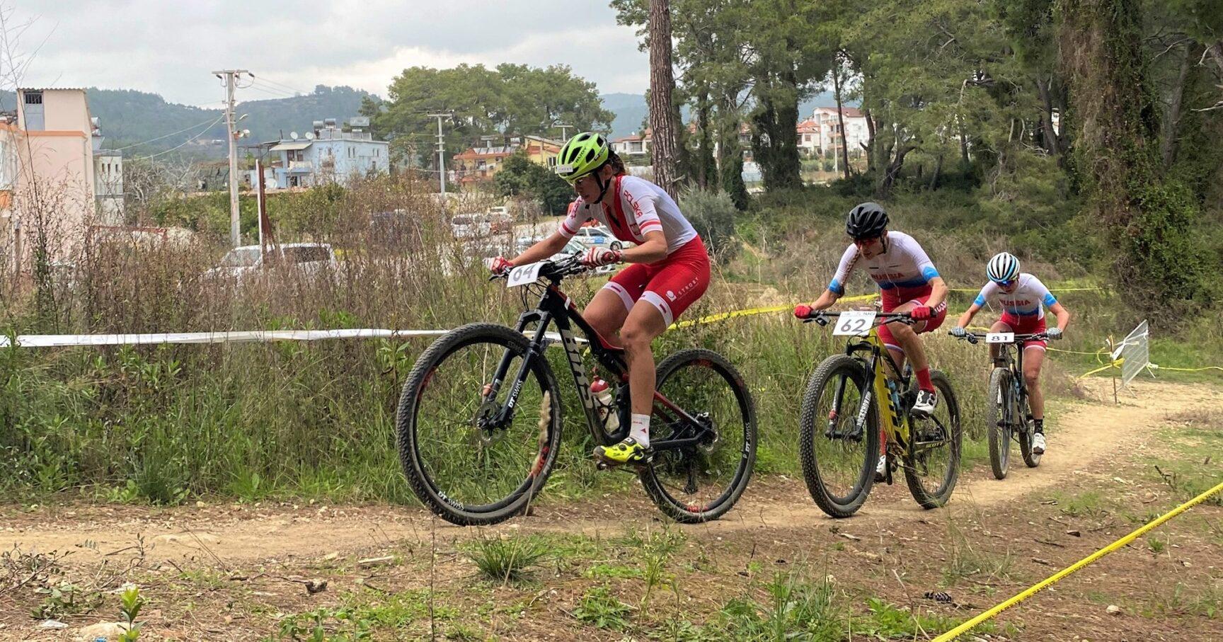 Paula Gorycka (Strüby-BiXS Team): siedem startów w siedemnaście dni