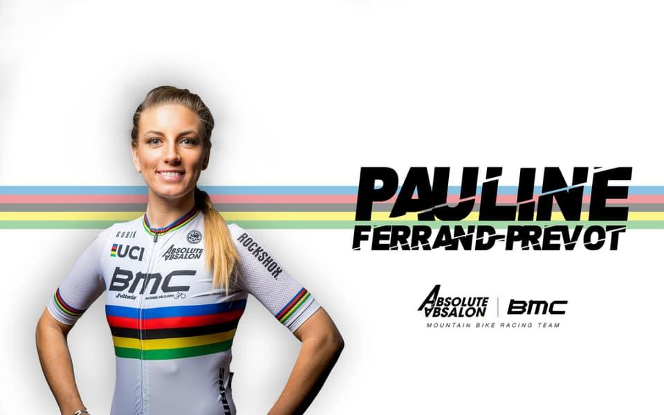 Pauline Ferrand Prevot oficjalnie w drużynie Absolute Absalon BMC