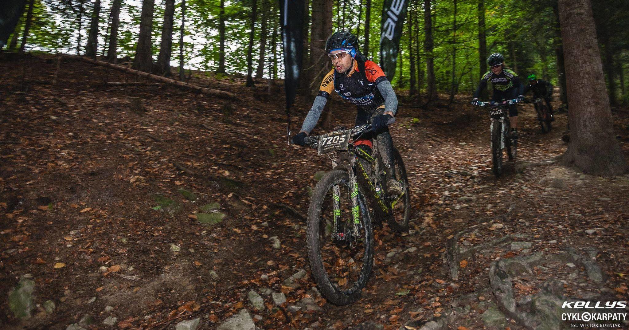 Paweł Chrząszcz (72D Windsport powered by Oshee) – Kellys Cyklokarpaty, Rzyki