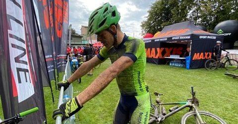 Paweł Ścierski (MŚ Cycling & Dietetyka) – Bike Atelier Maraton, Psary