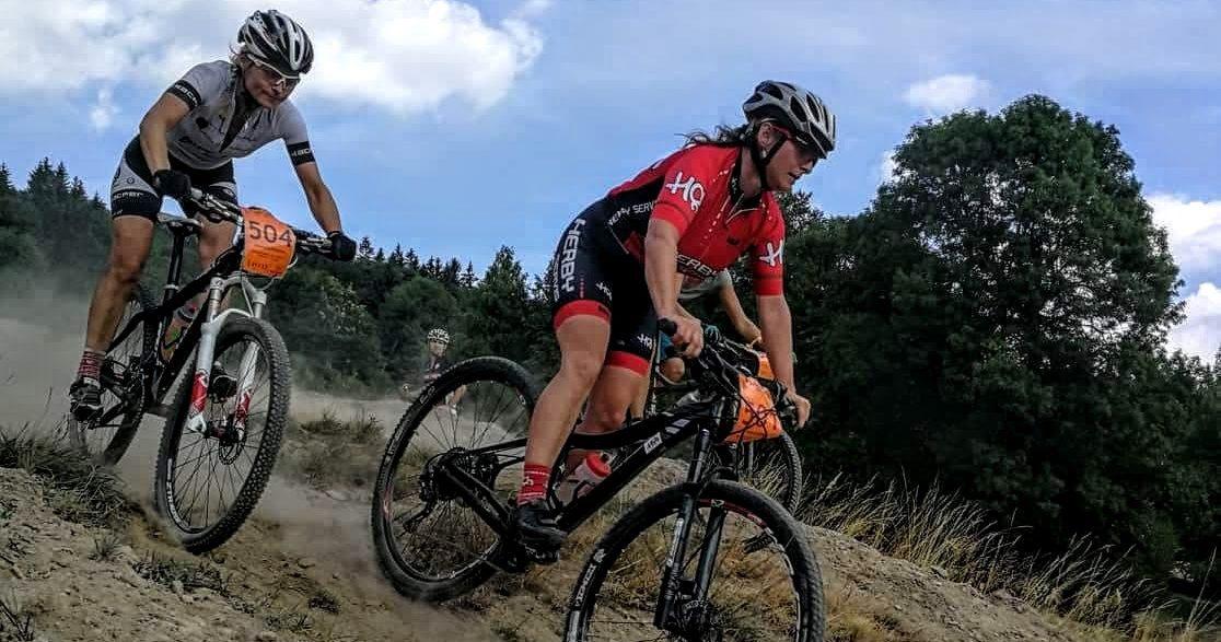 Katarzyna Wolińska (kacper-rowery.com) – Peklo Severu, Czechy