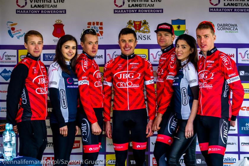 """Mariusz Kozak (JBG-2 CryoSpace Team): """"tradycyjnie już sezon zaczynam na Costa Blanca Bike Race"""""""
