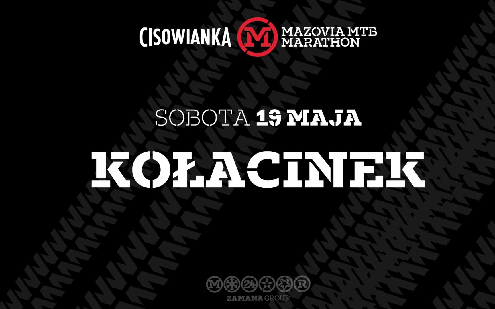 Cisowianka Mazovia MTB Marathon w Kołacinku