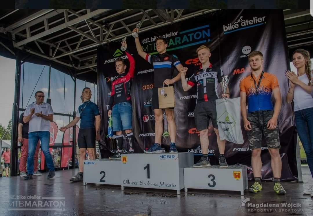 Paweł Ścierski (MŚ CYCLING-trening i dietetyka w kolarstwie) – Bike Atelier MTB Maraton, Olkusz