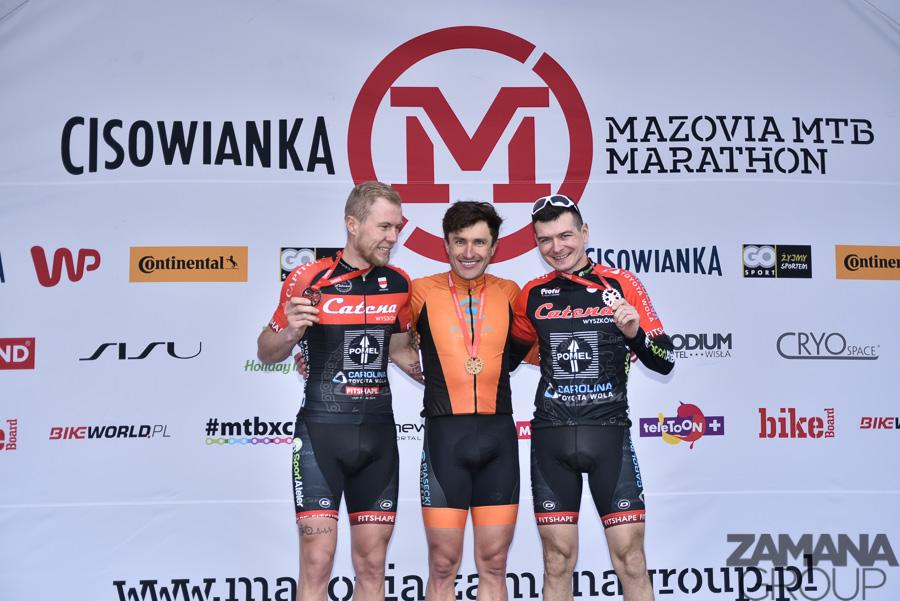 Patryk Piasecki (Piasecki Concept) – Cisowianka Mazovia MTB Marathon, Legionowo