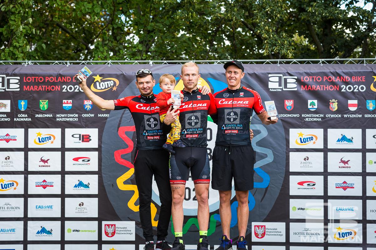 Imponująca frekwencja LOTTO Poland Bike Marathon w Legionowie
