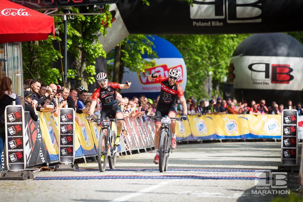 900 uczestników na starcie Lotto Poland Bike Marathon w Nadarzynie