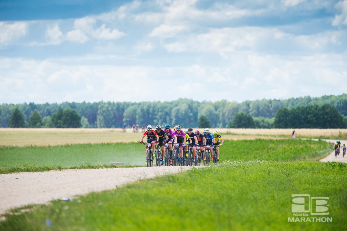 5 lipca. Perlejewo na inaugurację LOTTO Poland Bike Marathon